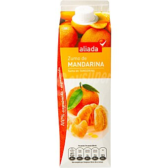 Aliada Zumo de mandarina Envase 1 l