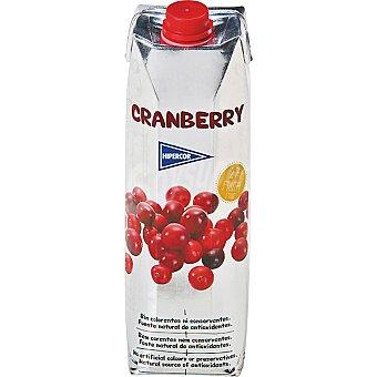 HIPERCOR Cranberry Zumo de arándanos rojos envase 1