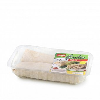 Mesana Flautas de pavo, pollo y queso 280 g