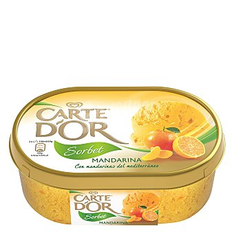 Frigo Carte D'Or Helado sorbete mandarina 1 kg