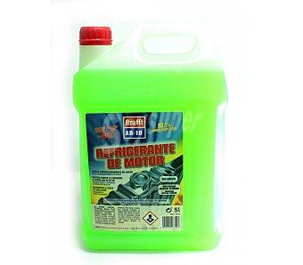 KRAFTT Líquido anticongelante, refrigerante, con temperatura mínima de -13 º C 5 litros