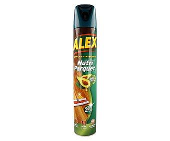 Alex Limpiador atrapapolvo parquet especial mopas Spray 750 ml