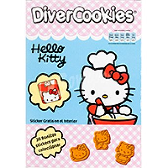 Arluy Divercookies Hello Kitty Caja 150 g