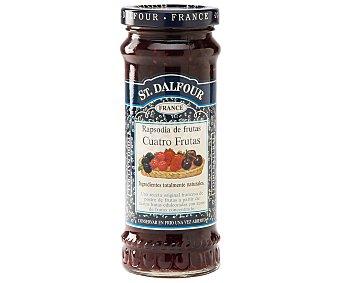 St. Dalfour Rapsodia de frutas 4 frutas Frasco 284 g