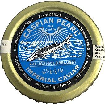 Caspian Pearl Caviar kaluga imperial gold beluga Lata 30 g