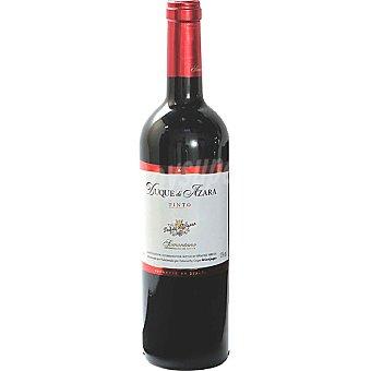 DUQUE DE AZARA Vino tinto joven D.O. Somontano elaborado para grupo El Corte Inglés Botella 75 cl