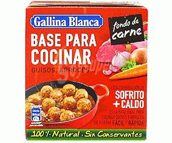 Gallina Blanca Base para Cocinar Carne 505g