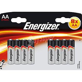 Energizer Pila AA (lr6) blister 8 unidades 8 unidades