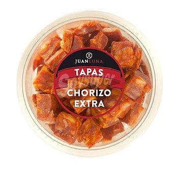 Juan Luna Chorizo extra taco snack 100 gr
