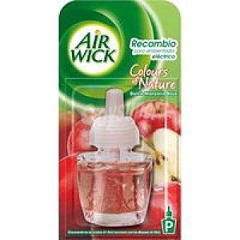 Eléctrico recambio manzana 19 ml