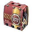 Cerveza Superbock original pack de 6 botellas pack 6x25cl Superbock