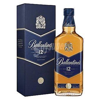Ballantine's Blended Scoch Whisky Blue, reserva 12 años Botella de 70 cl
