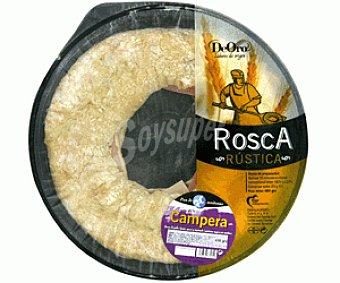 De Oro Rosca Con Aceitunas Rústica Campera 480 Gramos