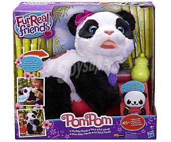 FURREAL Mi Bebé Panda Pom Pom 1 Unidad