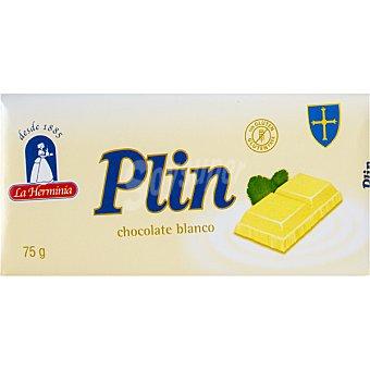 PLIN Chocolate blanco  tableta 70 g