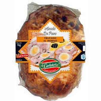 La Carloteña Pavo asado al huevo con trufa 1 kg