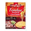 Queso fondue Caja 400 g Entremont