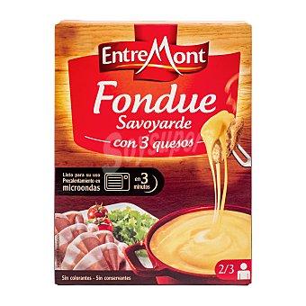 Entremont Queso fondue Caja 400 g