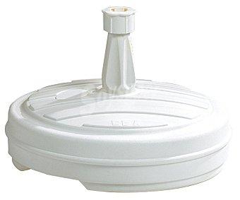 EDA Base para sombrillas de 18 a 32 milímetros de 43 centímetros y rellenable con agua o tierra 1 unidad
