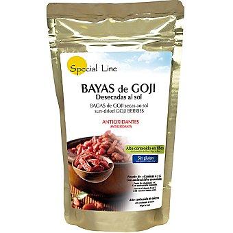 Special Line Bayas de goji antioxidantes Envase 250 g