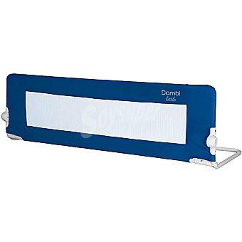 Dombi Barrera de seguridad para cama en color azul 140 cm