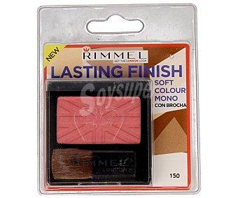 Rimmel London Colorete de larga duración en polvo nº 150 con brocha 1 unidad