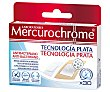 Apósitos multiusos anti infecciones con tecnología plata mercuchrome 30 uds Mercurochrome