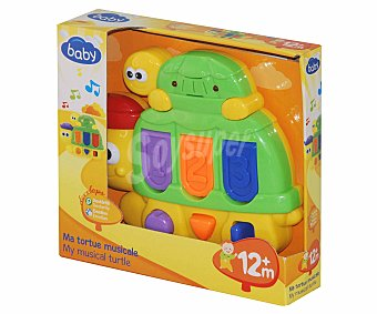 Baby Tortuga interactiva con Sonidos 1 Unidad