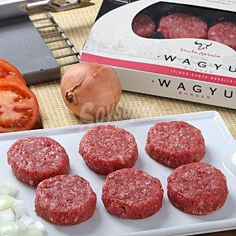 Mini Hamburguesa de Wagyu 8 unidades (150 g)