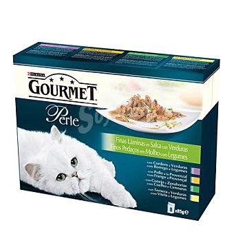 Gourmet Purina Comida para Gatos Surtido Pack 12x85 gr