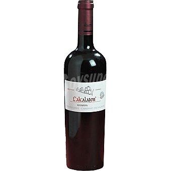L'ALCALATEN Vino tinto roble de Castellón Botella 75 cl