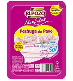 ElPozo Pechuga de pavo en lonchas 180 g