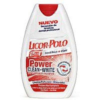 LICOR del POLO Dentífrico 2en1 3D clean bote 75 ml