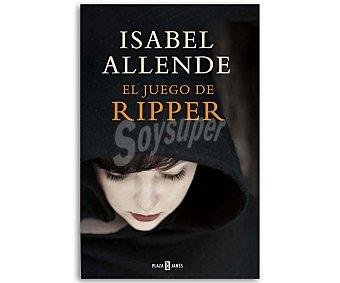INTRIGA El Juego De Ripper, isabel allende, Libro de Bolsillo, Género: intriga, Editorial: debolsillo, Descuento ya incluido en pvp. PVP Anterior: