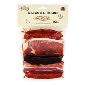 De nuestra tierra Compango Asturiano 700 g