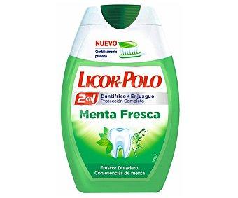 Licor del Polo Licor del Polo Dentífrico Menta Fresca 2 en 1 75 ml