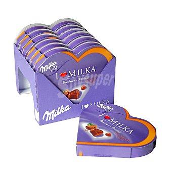 MILKA bombones praline caja 50 gr