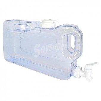 Idealcasa Dispensador 4,2 l - Transparente 1 ud