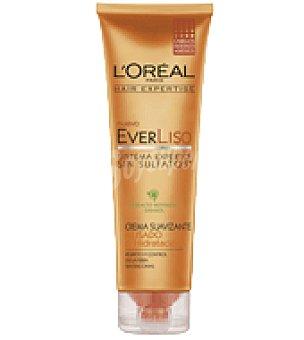 L'Oréal-Hair Expertise Crema suavizante alisado & hidratación EverLiso para cabellos encrespados 250 ml