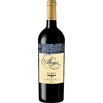 Mayor de ondarre vino tinto reserva D.O. Rioja  botella 75 cl