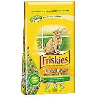 Friskies Purina Alimento para gato urbano 1,5 kg