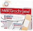 Apósitos Multi-uso Tecnología Plata Mercurochrome 30 ud Mercurochrome