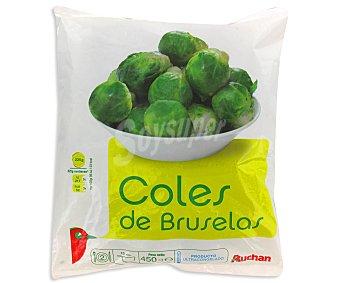 Auchan Coles de Bruselas 450 Gramos