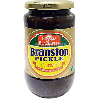 Crosse and Blackwell Salsa Branston pickle frasco 310 g Frasco 310 g