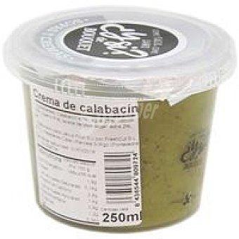 SI? Crema de calabacín Y tarrina 250 ml