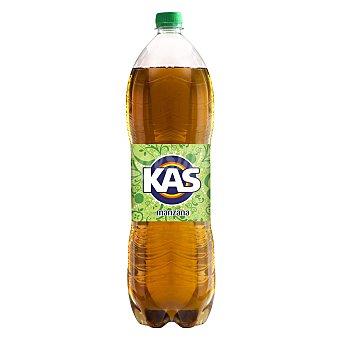 Kas Refresco de manzana Botella 2 litros