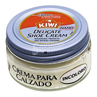 Kiwi Crema para calzado color Blanco 50 ml