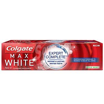 Colgate Max White Pasta de dientes con acción blanqueante y sabor a menta Tubo 75 ml