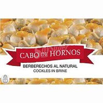 CABO DE HORNOS Berberecho pequeño Lata 58 g