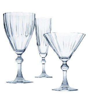 Martini Diamond 2 Pack 4 copas